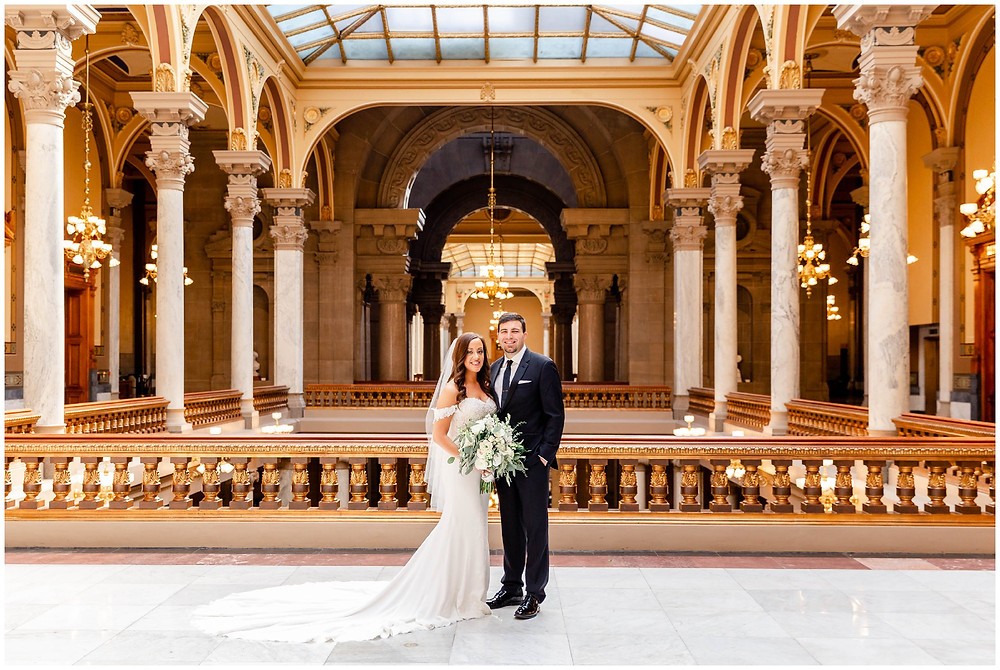 Indiana-State-House-Wedding