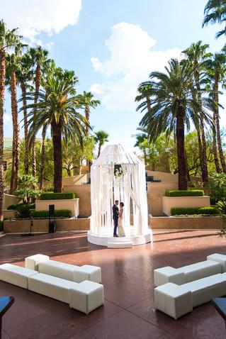 Four Seasons Hotel Wedding | Las Vegas, Nevada