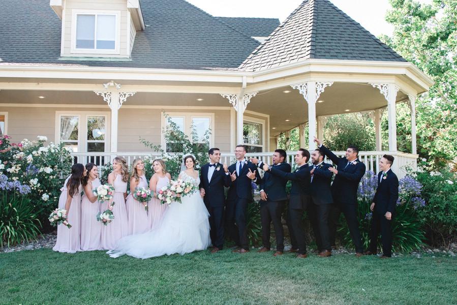 California wedding planning