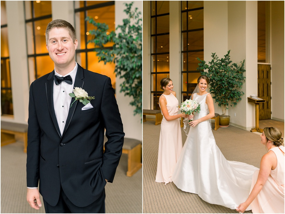 catholic wedding -st pius