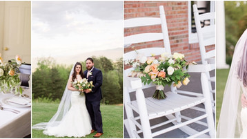 Tennessee Destination Wedding | Kristal & Kyle