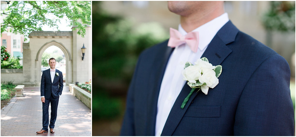 IU Bloomington Wedding