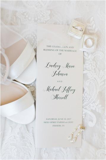 Carmel, Indiana Wedding | Lindsey & Michael