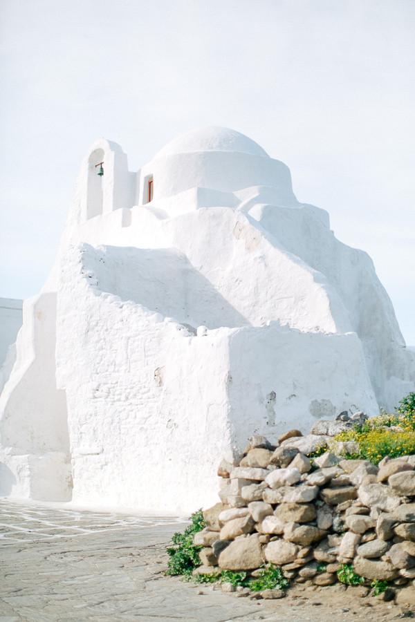 Mykonos wedding planning