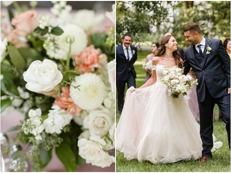 Newfields Indianapolis Wedding | Kendall & Jarin