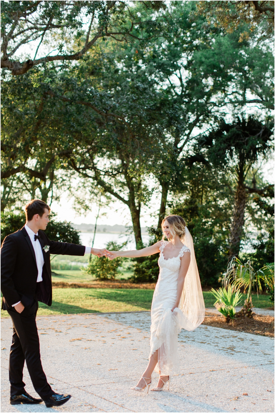Lowndes Grove Mansion Weddings