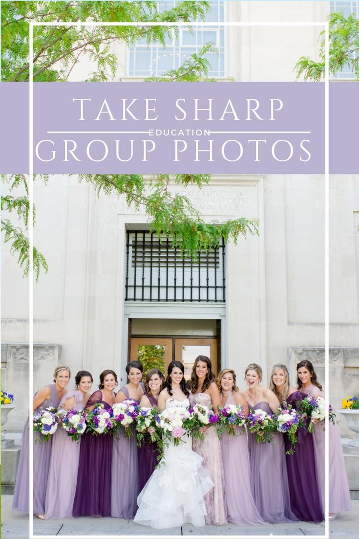Sharp Group Photos