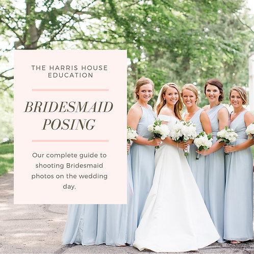 Mini Bridesmaid Posing Guide