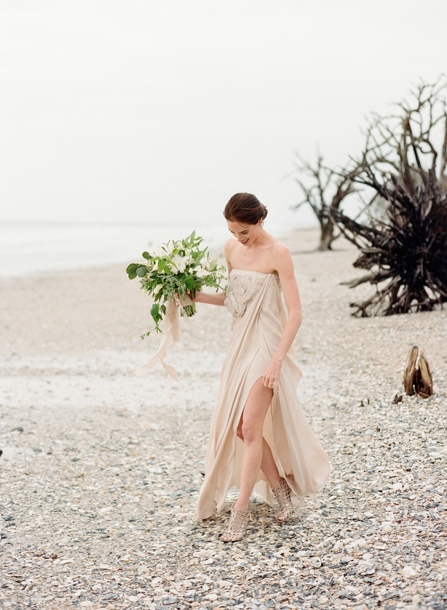 Botany Bay, Edisto Island - Wedding