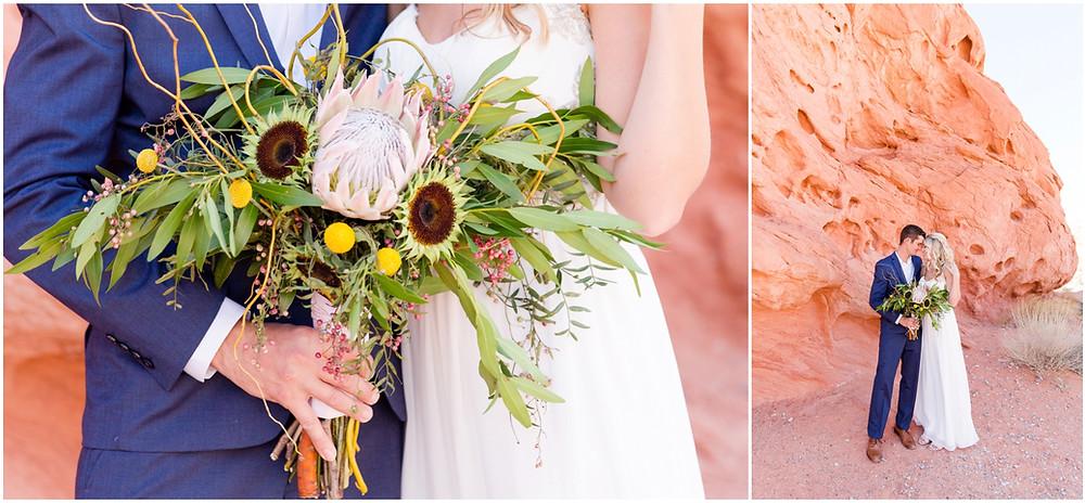 Desert Destination wedding