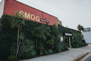 Smog Shoppe Wedding Los Angeles California