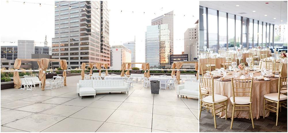 Regions - Tower - Wedding- Reception