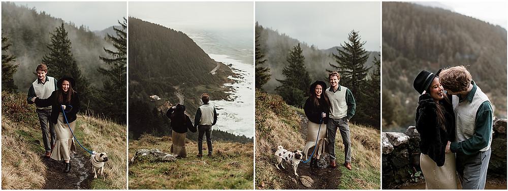 Oregon-Coast-Engagement-Cape-Perpetua-Devils-Churn