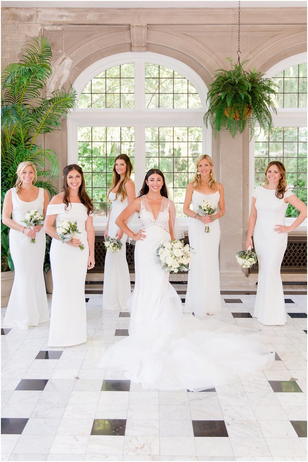 Laurel Hall Wedding reception