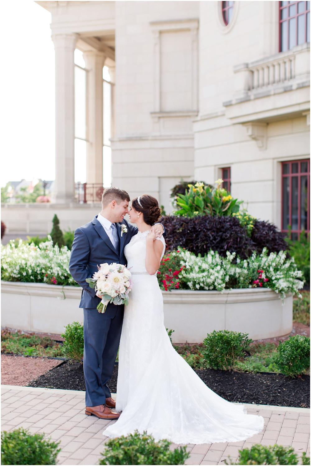 The Palladium Wedding