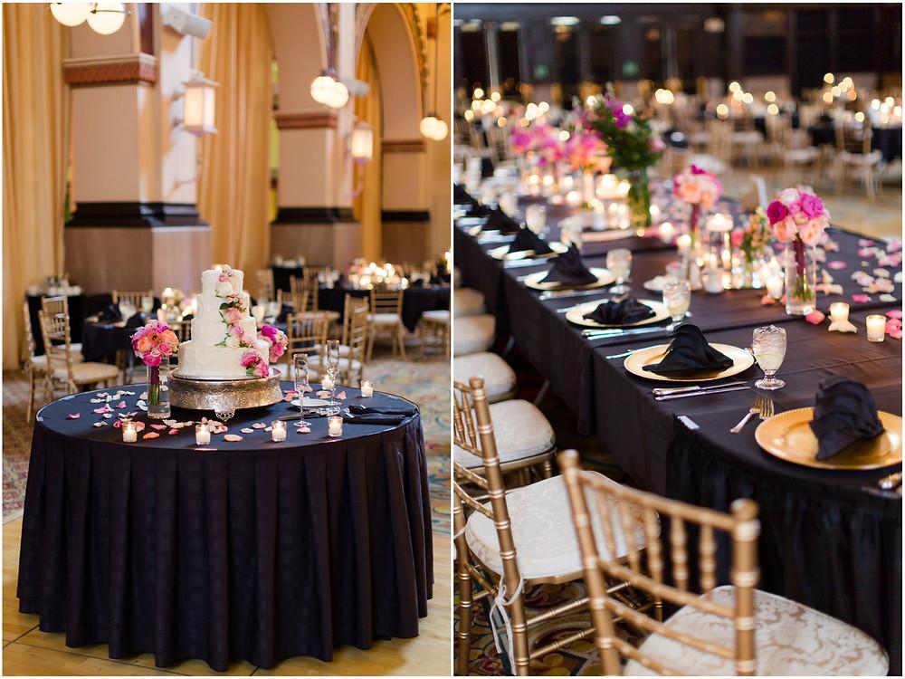 Crowne Plaza wedding receptions Indy
