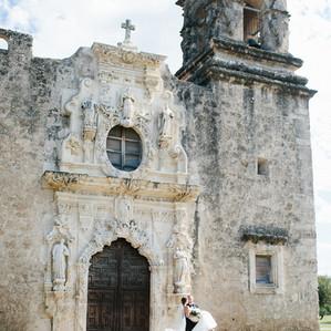 Historic Missions | San Antonio Wedding