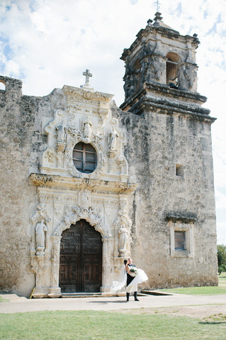 Historic Missions | San Antonio Wedding
