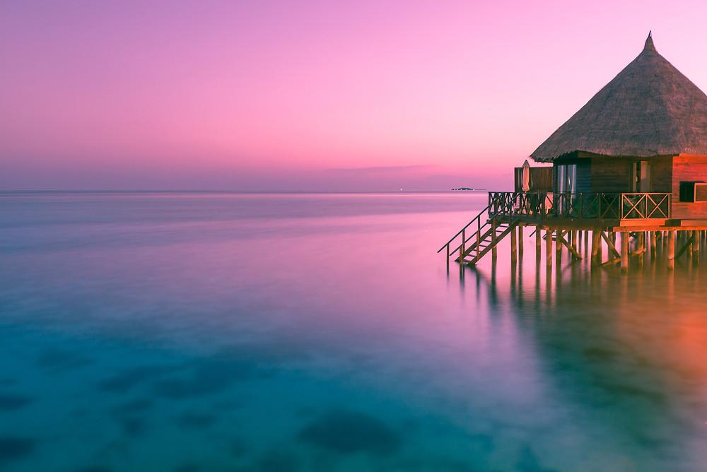 Tahiti Elopement