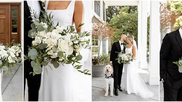 Black Iris Estate Wedding | Carmel Indiana Wedding Photographer | Lindsey & Ryan