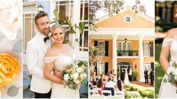 Southern Oaks Plantation | New Orleans Destination Wedding