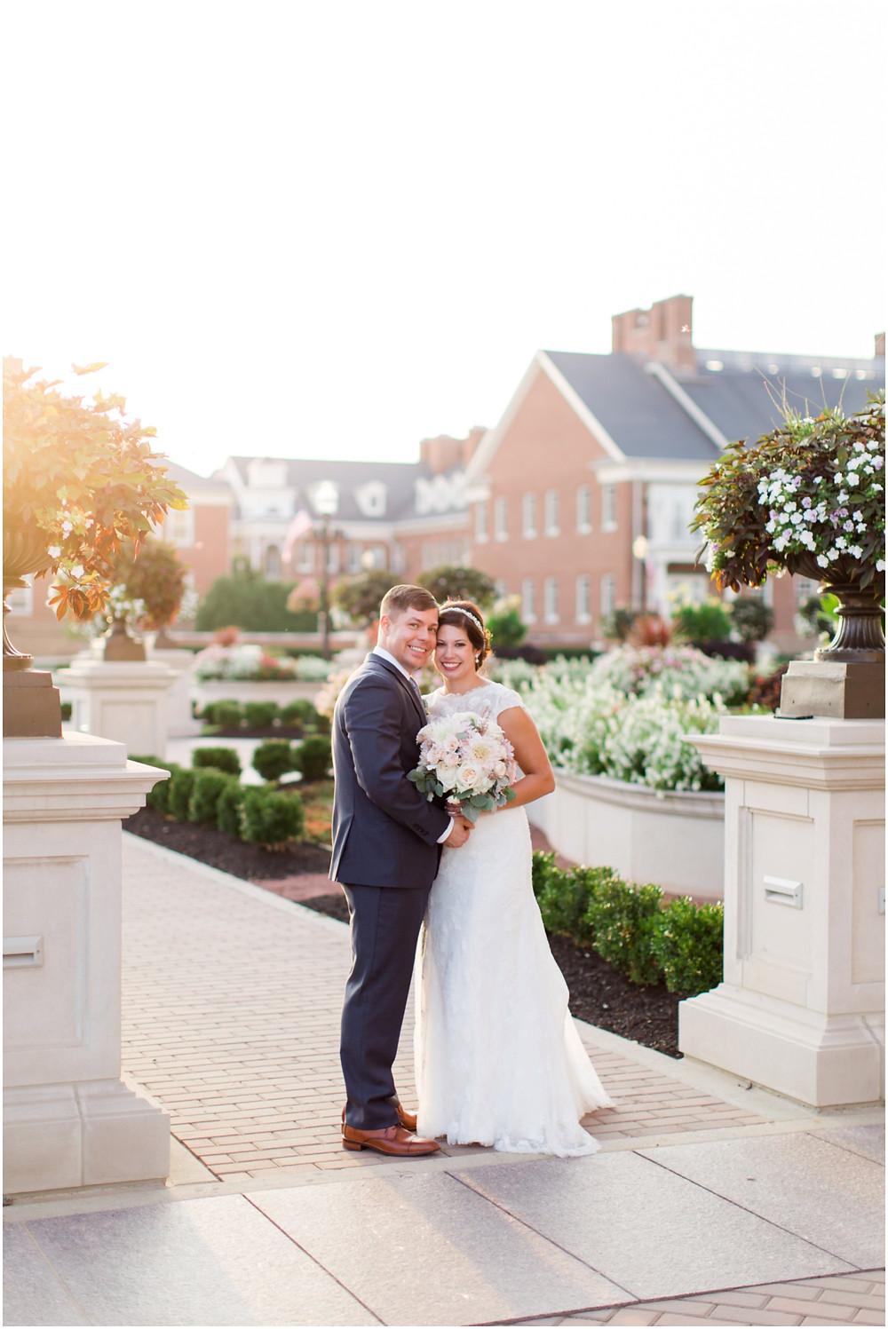 Palladium Carmel Wedding photos