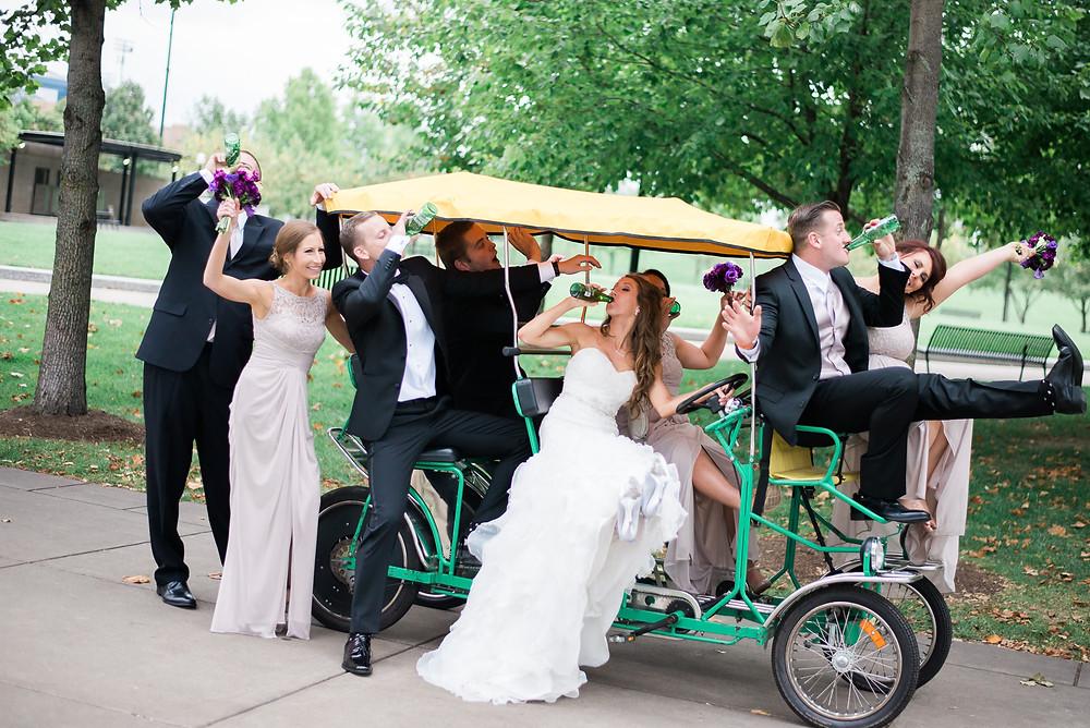 Downtown Indianapolis weddings
