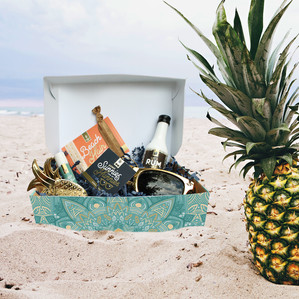 Bridesmaids Beach Box | Beach Destination Wedding