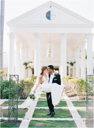 Destination Wedding | Half Moon Resort Montego Bay Jamaica