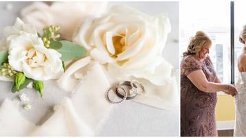 Mavris Art Center Wedding   Indianapolis Wedding Photographer
