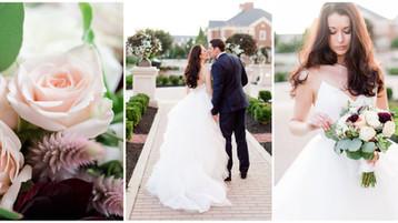 The Palladium | Carmel Indiana Wedding | Marketa & Kiril