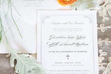 Downtown Indianapolis Wedding | Gwendolen & Keith