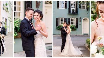 Charleston, South Carolina Wedding Photographer | Downtown Historic Charleston Wedding