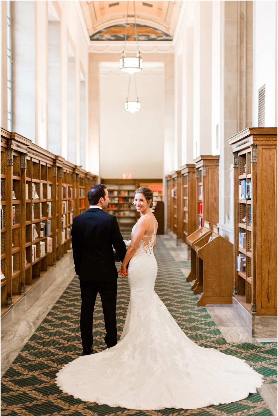 Indy-Public-Library-Wedding