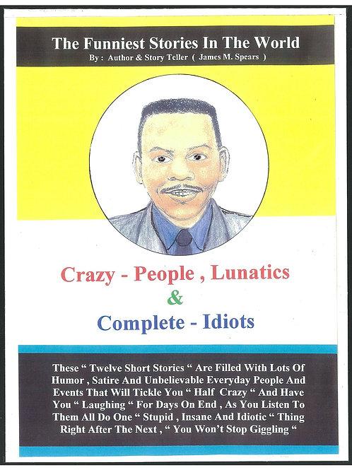 Crazy People Book