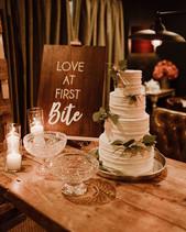 Bespoke 4 Tier Wedding Cake