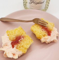 Prosecco Cupcake