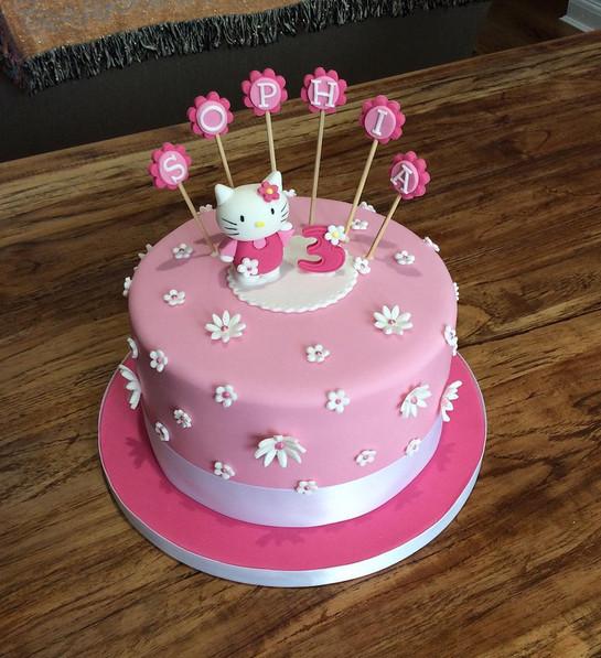 Children's Birthday Cake