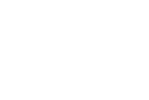 Heartland International Film Festival 30th Anniversary Logo