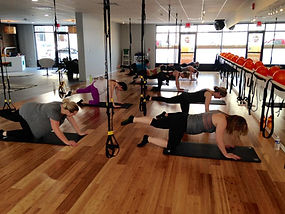 Cross training fitness in Syracuse