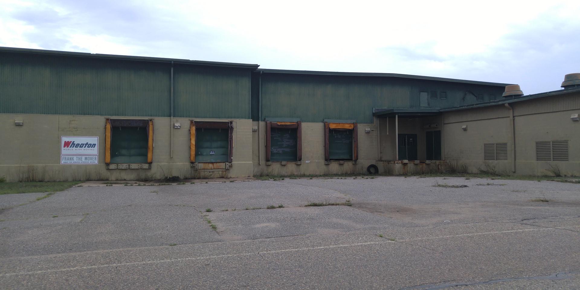 Docks for Fulfillment Warehouse