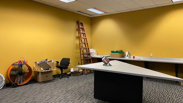 Work Area/Copy Room