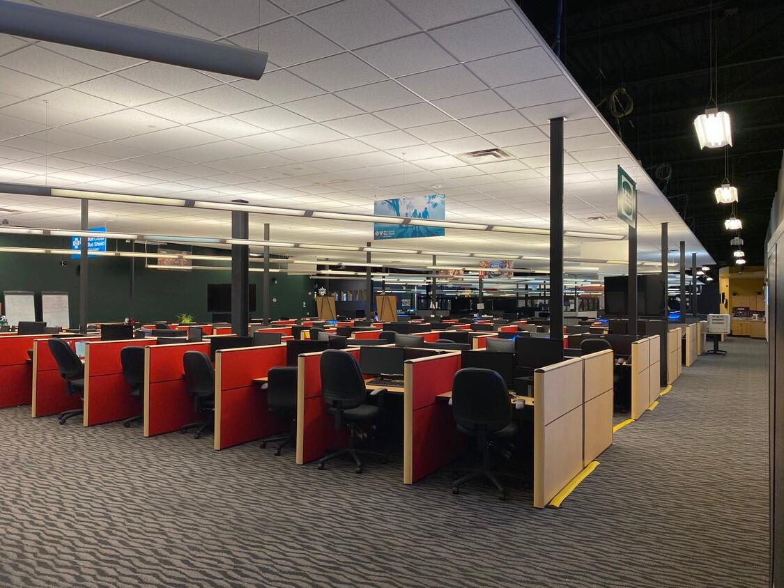Call Center Floor