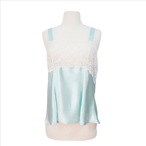 Sea Foam Lace Top