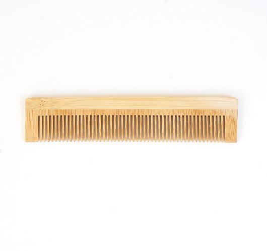 Mini Bamboo Hair Comb