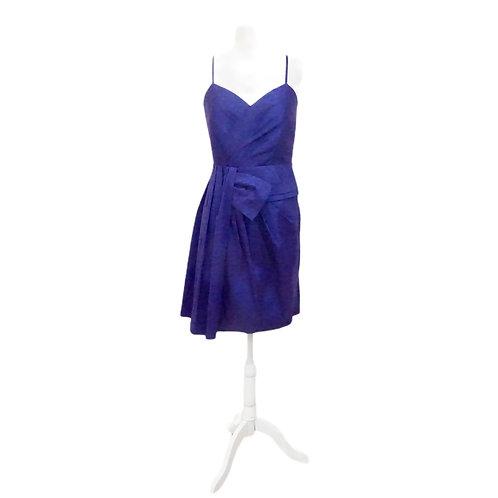 Violet Evening Dress