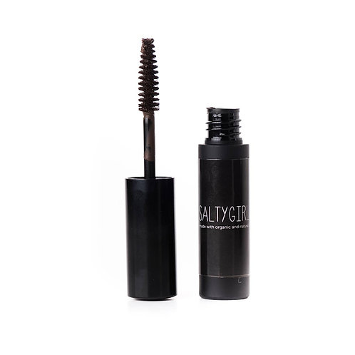 Salty Girl Organic Black Mascara