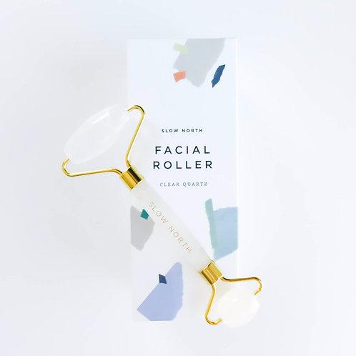 White Jade Facial Roller