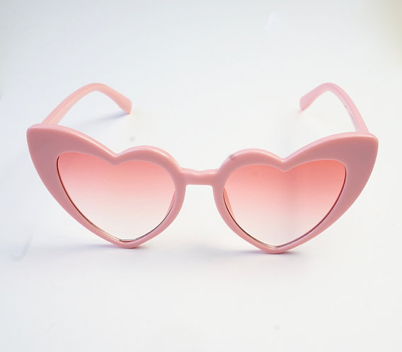 Pink Heart Sunnies