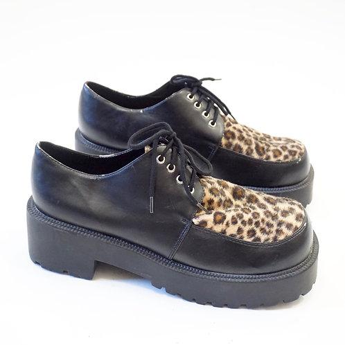 Black Cheetah Loafer (10)
